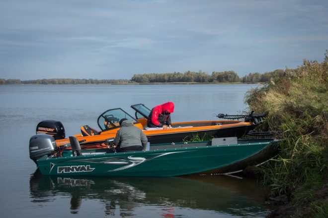 Choosing and buying a boat for fishing