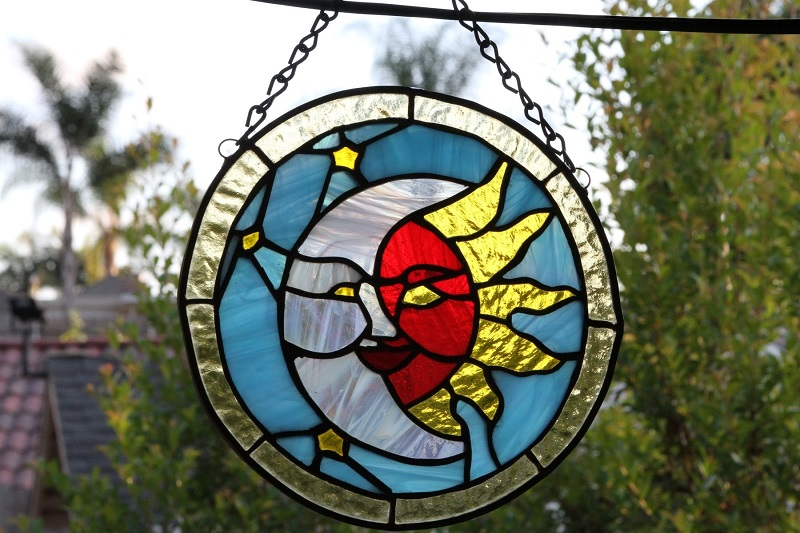 Why Stained Glass Suncatcher Is So Precious 